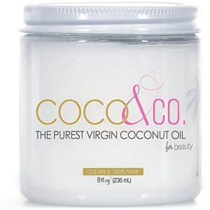 coconut oil vs wrinkles