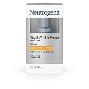 neutrogena repair forehead wrinkles