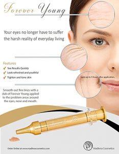 botox alternative product forehead wrinkles